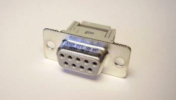Buchsenleiste 9-polig D-Sub