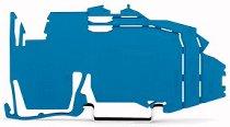 Sammelschienenträger blau
