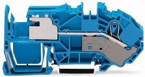 1-Leier-N-Trennklemme  blau