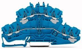 4-Leiter-Doppelstockklemme