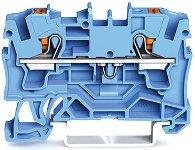 2-Leiter-Durchgangsklemme