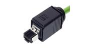 IP 67 Push Pull Steckverbinder