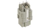 PCB-Adapter für Han Q 7/0