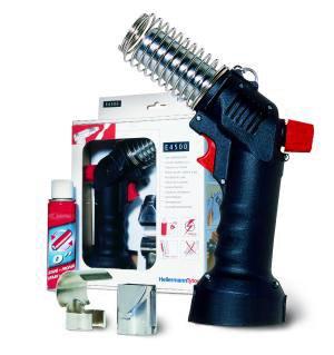 Gas-Heissluftpistole E-4500