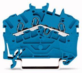 3-Leiter-Durchgangsklemme und