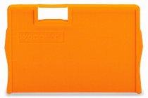 Trennwand orange