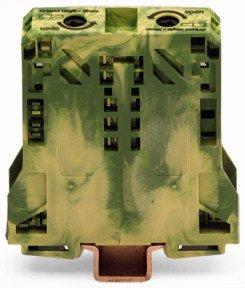 2-Leiter-Schutzleiterklemme