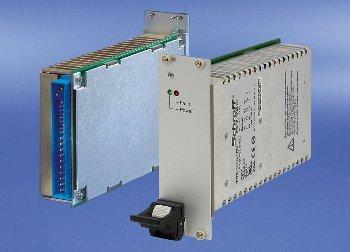 Netzgeräte für CompactPCI und