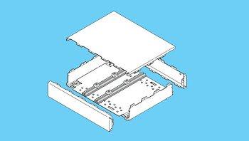 Leiterplattenhalter 310T
