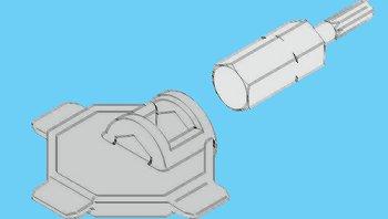 Montagewerkzeug inkl. Bit T10