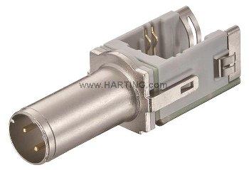 preLink M12 Steckermodul Stift