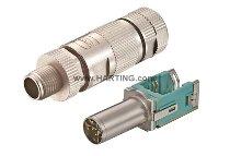 preLink M12-X Kabelstecker