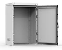 Aluminium Outdoor Schrank