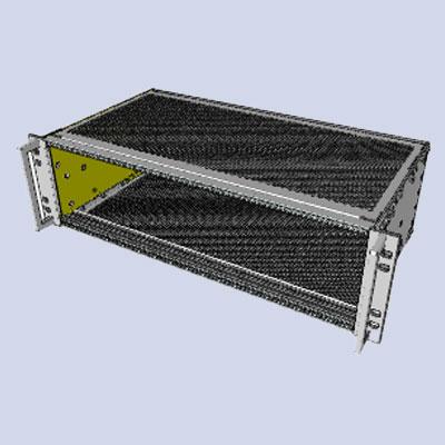 EN 50155-Baugruppenträger