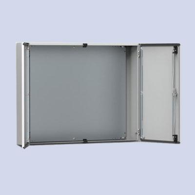 Double door enclosure