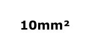 10mm²