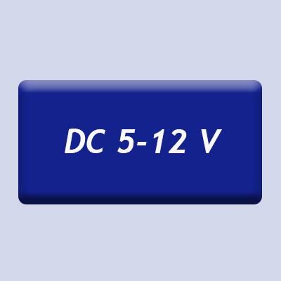 DC 5 - 12 V