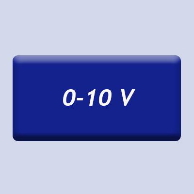 0 - 10 V