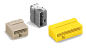 MICRO Connectors for Junction Boxes