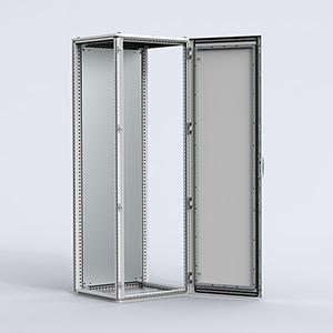 combinable version, single door enclosure