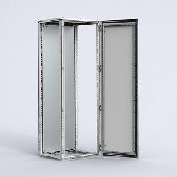 MCSS Stainless Steel combinable version, single door enclosure