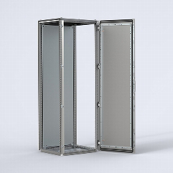MCSS-OG Oil and gas, stainless steel combinable version, single door enclosure