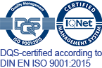 DQS certificate