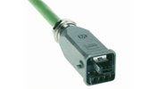 IP 67 Hybrid Connector