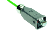 IP 67 Data 3 A Connector